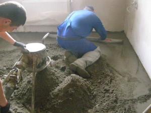 4. cementno-peschanaja smes'